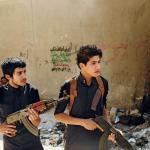 ISIL razes Shia shrines, <b>Sunni</b> mosques in <b>Iraq</b>