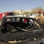 Suicide car bomb kills five in Iraqi <b>Kurdish</b> capital