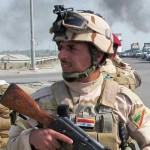 In <b>Iraq</b>, <b>forces</b> join together in rare show of sectarian unity
