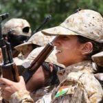 <b>Kurdish Forces</b> Call for Further International Help