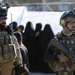 Army <b>forces</b> fight off ISIL terrorists in northern <b>Iraq</b>