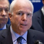 John McCain Says Obama's <b>ISIS</b> Strategy Reminds Him of Vietnam