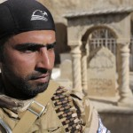 Christians reclaim Iraq village from <b>ISIS</b>