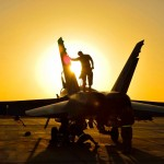 Canadian military aircraft have conducted 62 sorties over <b>Iraq</b>