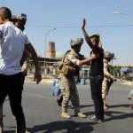 For Iraq's Sunnis, sectarian <b>militias</b> pose an extra threat