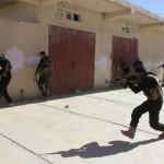 At Iraq refinery, sniper awaits Islamic State